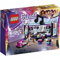 Lego Friends Поп-звезда в студии звукозаписи 41103