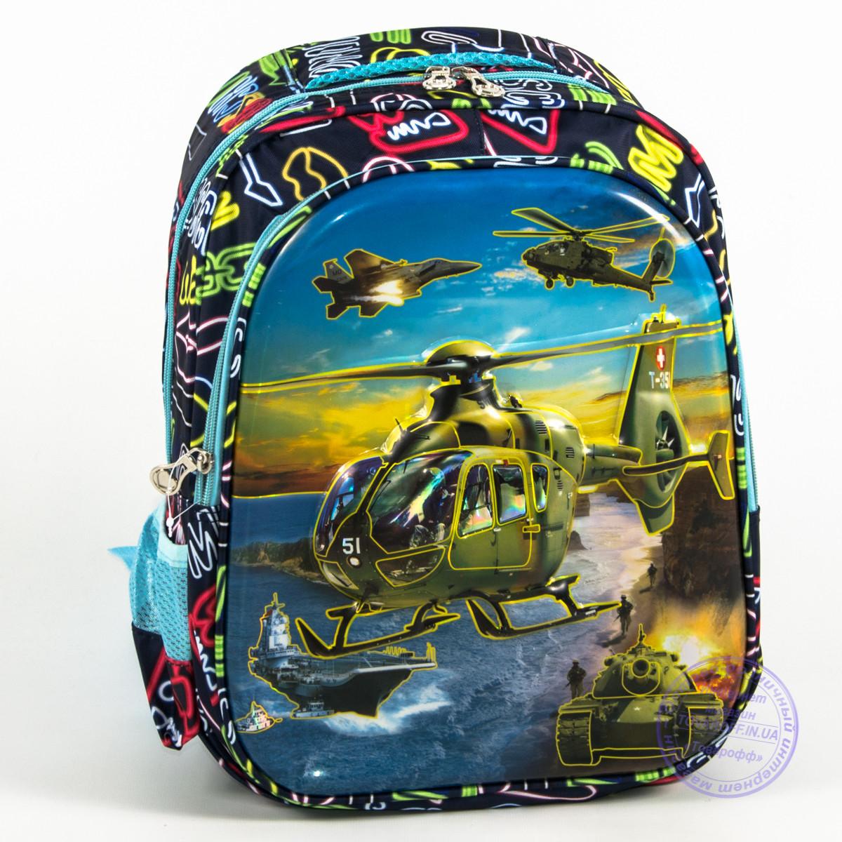 Рюкзак с вертолётом termit рюкзак мужской
