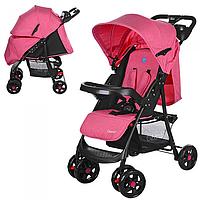 Коляска детская прогулочная BAMBI , розовая
