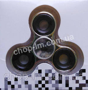 Спиннер / вертушка - антистресс металлический, фото 2