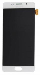 Дисплей Samsung A710F Galaxy A7, A710FD, A710M, A710Y, A7100 (2016) белый с тачскрином (HQ)