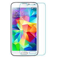 Защитное стекло для Samsung S5 0.26mm 2.5D в упаковке
