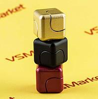Спиннер Fidget Cube Junke золотой