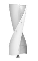 Вертикальная ветряная турбина 300W