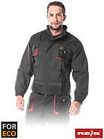 Куртка мужская рабочая FORECO-J (униформа рабочая спецодежда) REIS Польша