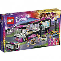 Lego Friends Автобусное турне поп-звезды 41106