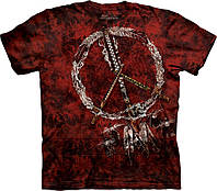 3D футболка мужская The Mountain р. 50-52 RU футболки 3д (Трубка Мира)