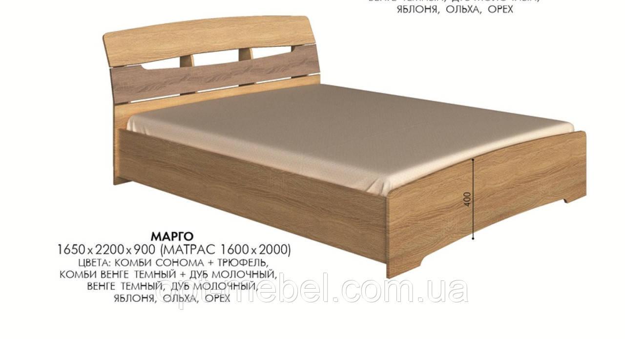 Кровать Марго двухспальная