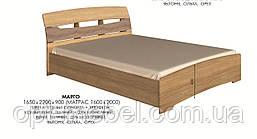 Ліжко двоспальне Марго