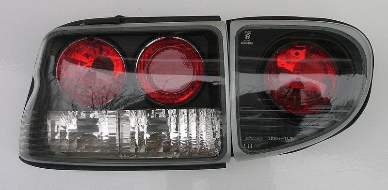 Задние Ford Escort mk6 альтернативная тюнинг оптика фары тюнинг-оптика