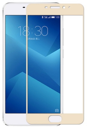 Защитное стекло для Meizu M6 цветное Full Screen
