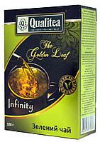 Чай зеленый Qualitea 100г.