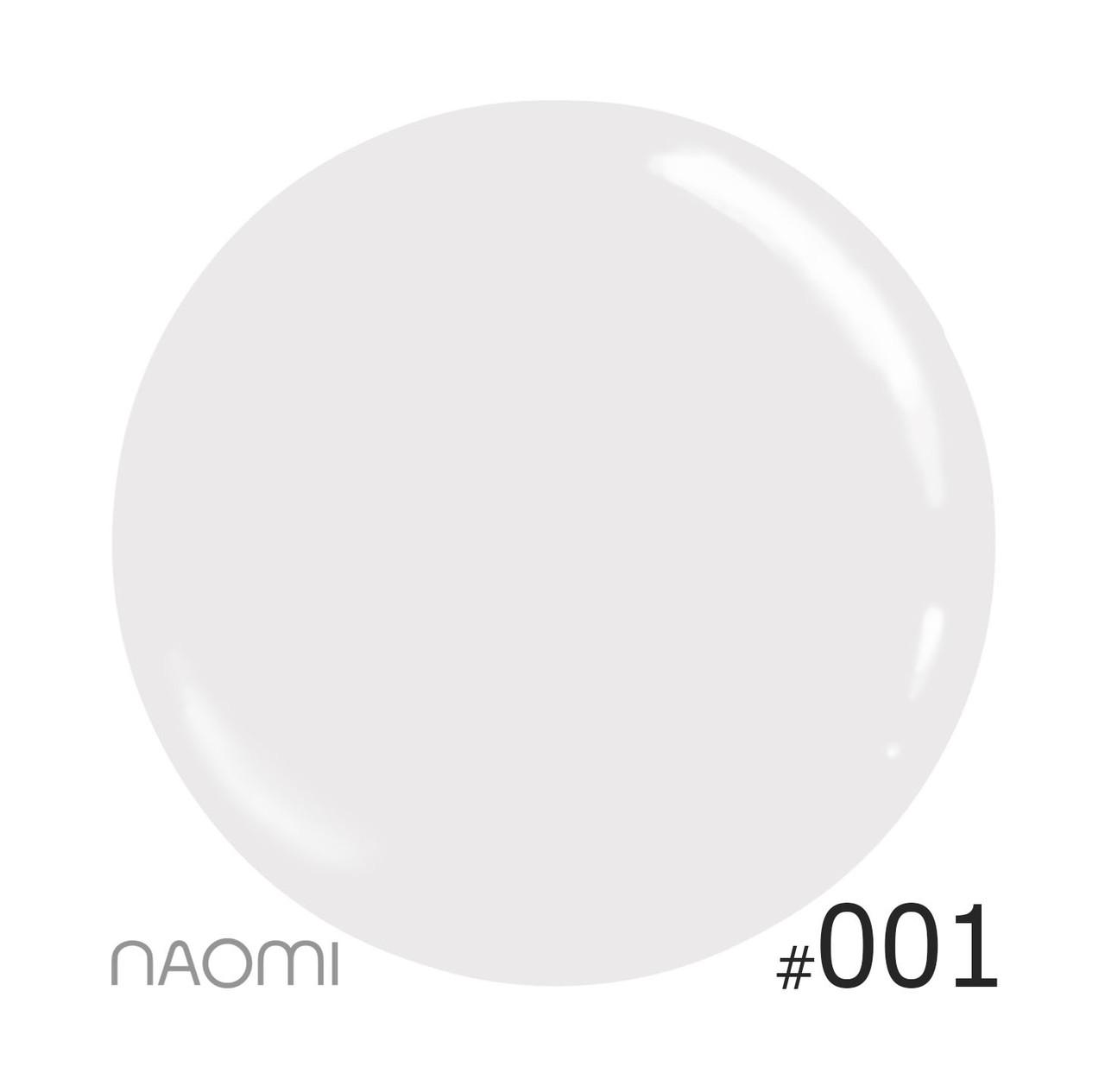 Лак Naomi CLASSIK №1