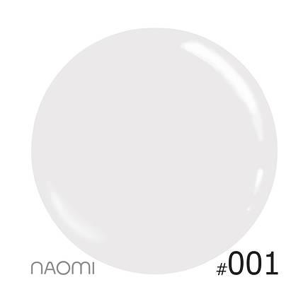 Лак Naomi CLASSIK №1, фото 2