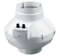 Канальный центробежный вентилятор в пластиковом корпусе Вентс ВК 150 (VENTS VK 150)