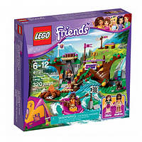 Lego Friends Спортивный лагерь Сплав по реке 41121