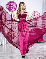 Женское нарядное платье в пол 081, фото 1