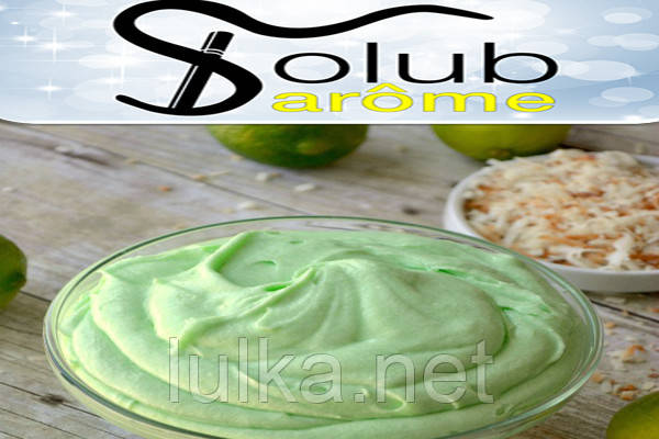 Ароматизатор Solubarome Lime Cream (Крем с лаймом) 5 мл.