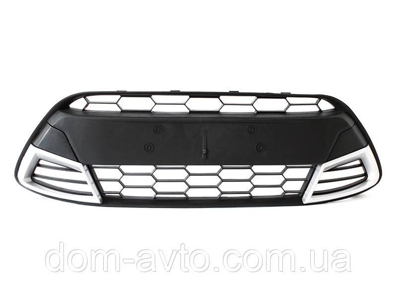 Заглушка  в передний бампер SPORT Ford Fiesta Mk7 08-11