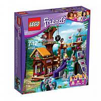 Lego Friends Спортивный лагерь Дом на дереве 41122