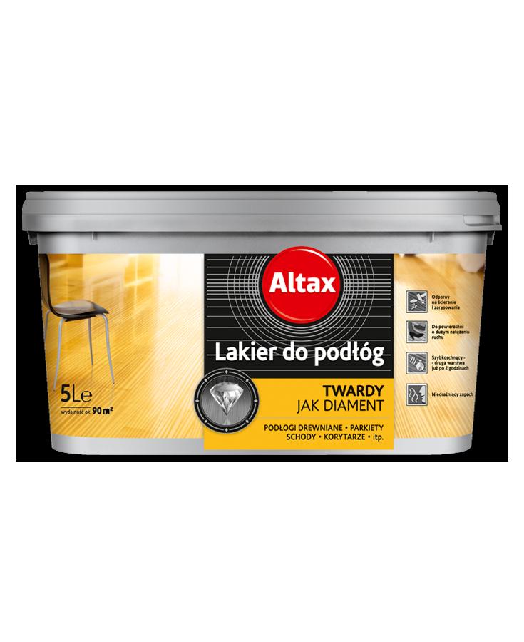 Altax - лак для пола