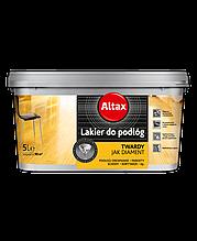 Altax 2.5 л - лак для підлоги з аплікатором