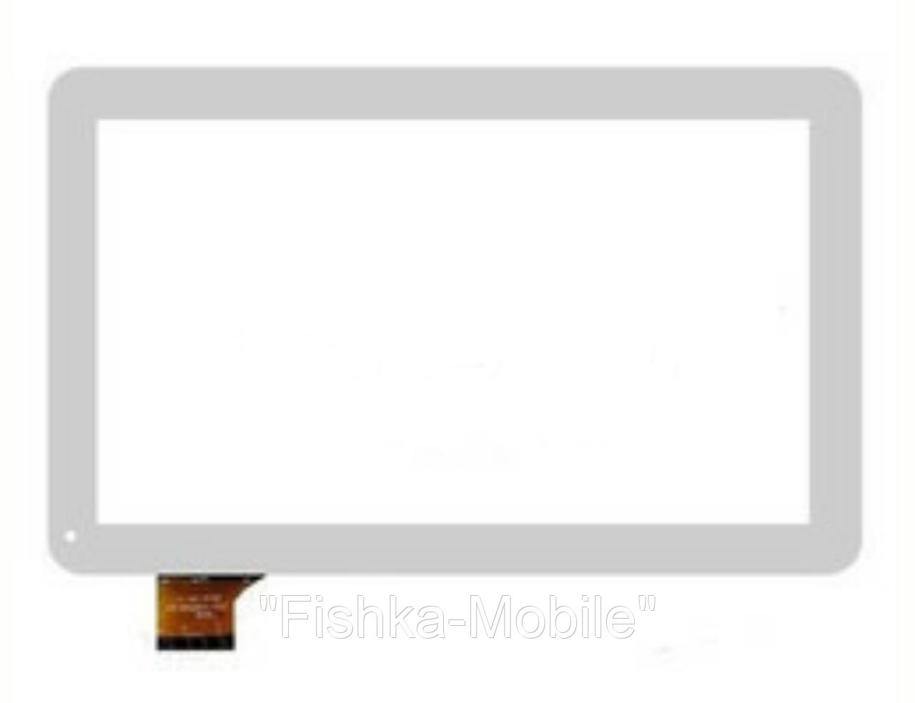 Tачскрин Goclever 1010M сенсор белый для планшета 10.1