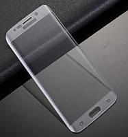 Защитное стекло 3D для Samsung Galaxy S7 Edge G935 закаленное