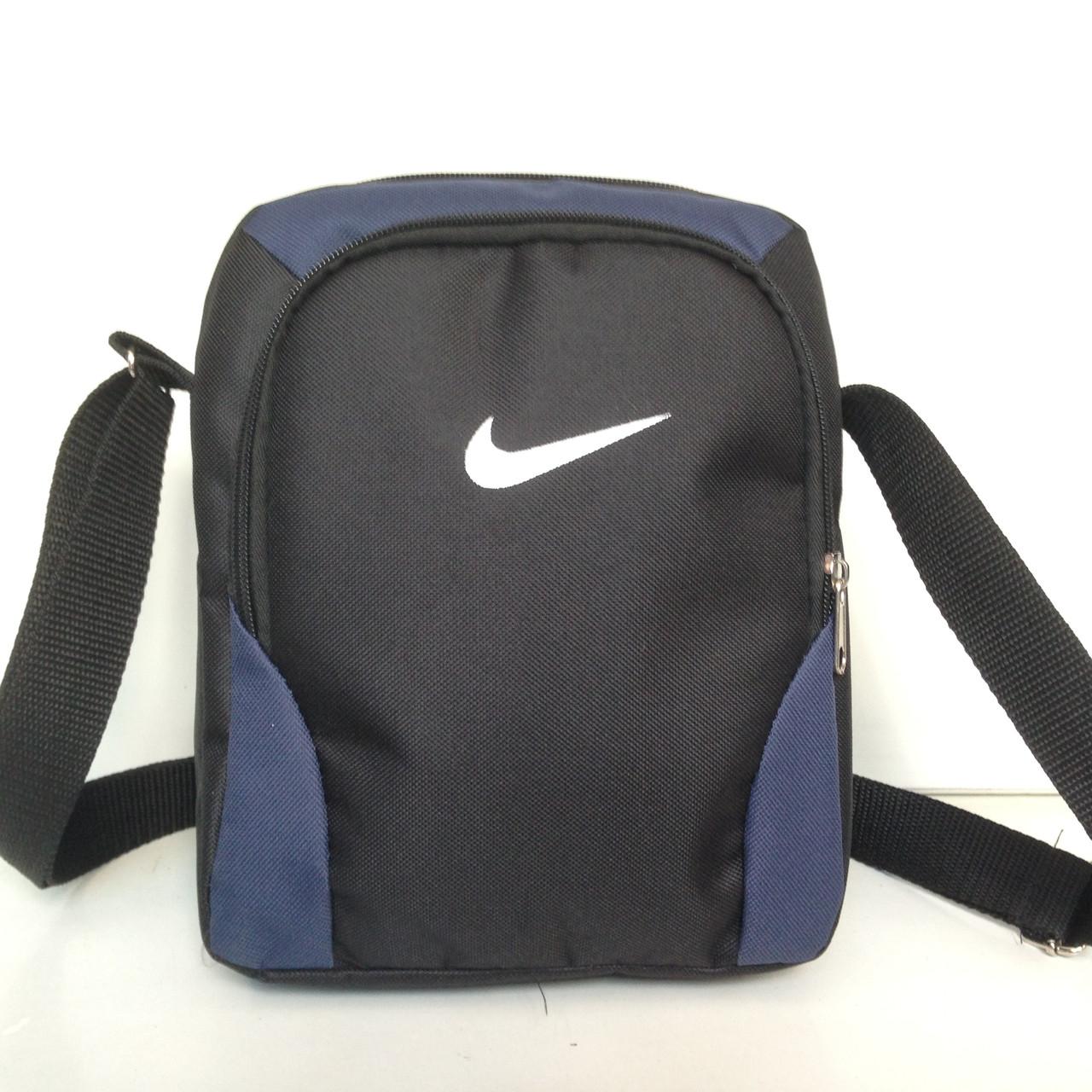 5f76f156 Сумка Спортивная Мужская Nike / Черная — в Категории