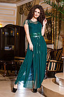 Шикарное необыкновенное платье