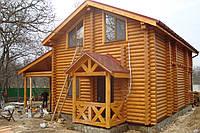 Строительство домов, Дом Калиновка