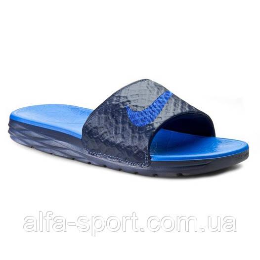 Сланцы Nike Benassi Solarsoft (705474-440)