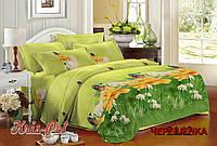 Двуспальный набор постельного белья 180*220 из Полиэстера №852142 KRISPOL™