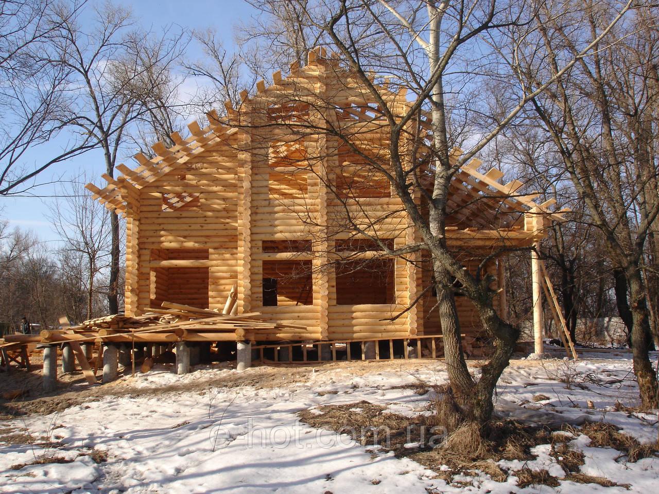 Строительство дома, Дом Киев 2