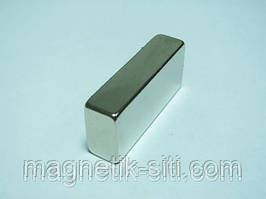 Прямоугольник магнит 40х15х10 мм