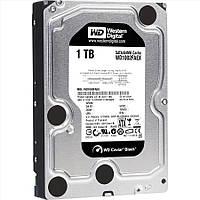 Жесткий диск 1Tb Western Digital Caviar Black, SATA3, 64Mb, 7200 rpm (WD1002FAEX) (Ref)