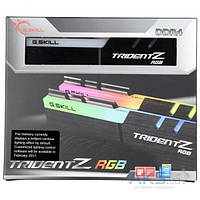Оперативная память G.Skill Trident Z RGB DDR4 16Gb KIT(2x8Gb) PC4000