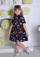 Платье для девочки Пироженки