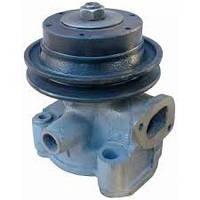 Насос водяной тарктора ЮМЗ-6 (шкив 1-ручейный, пластиковая крыльчатка) Д11-С01-В4 СБ
