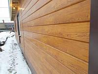 Сайдинг металлический L-брус для фасада, забора и др.
