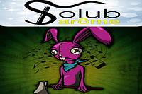 Ароматизатор Solubarome Original Rebbit (Банан с корицей) 5 мл.