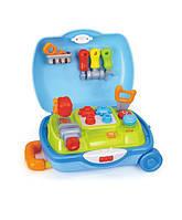 Игрушка Huile Toys Чемоданчик с инструментами 3106
