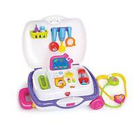 Игрушка Huile Toys Чемоданчик доктора 3107