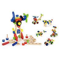 Набор строительных блоков Viga Toys 68 шт. 50382
