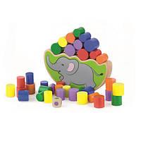 "Игра Viga Toys ""Балансирующий слон"" 50390"
