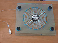 Подставка под ноутбук с кулером NB-01, фото 1