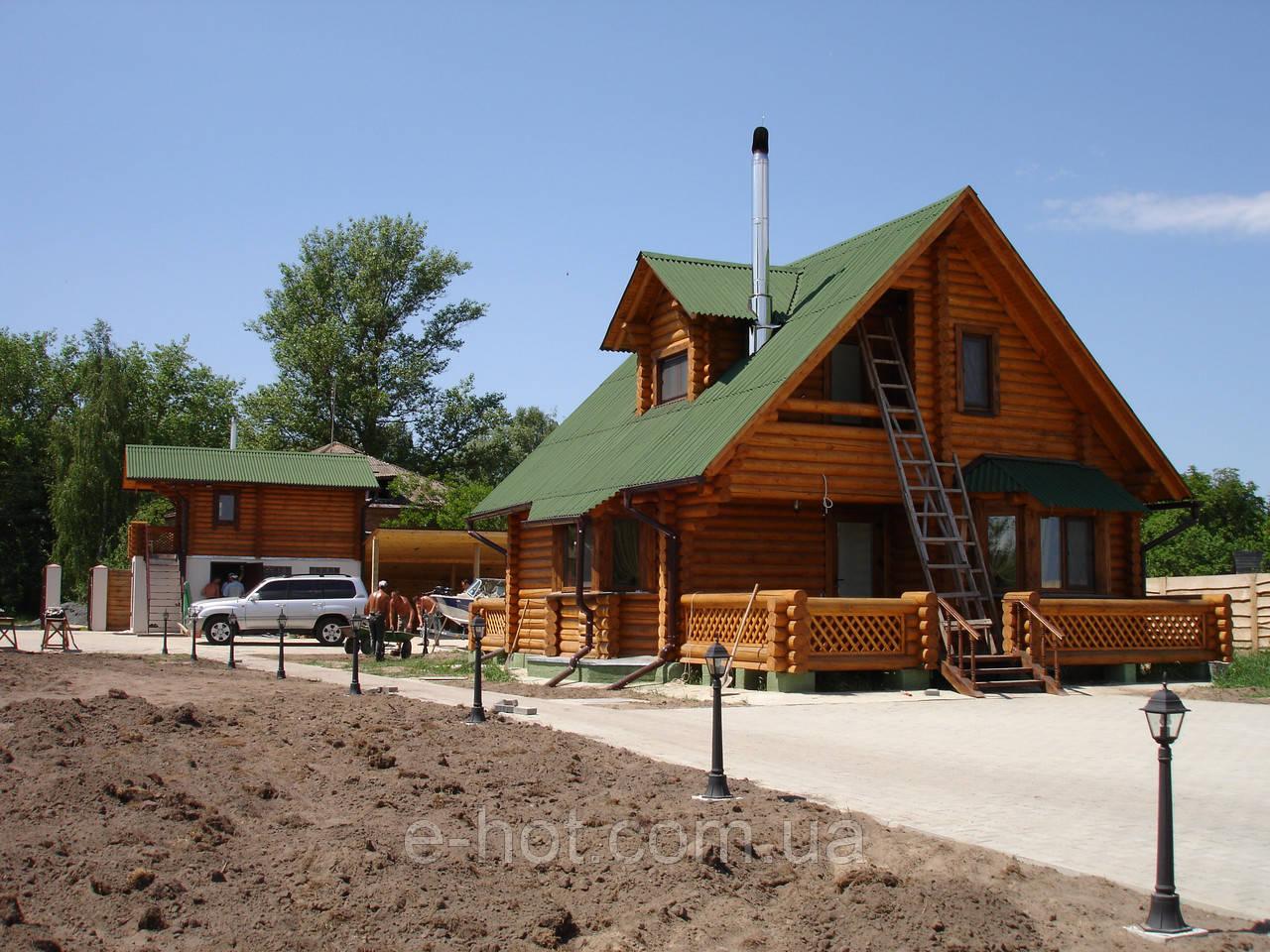 Строительство дома, Дом Черкассы