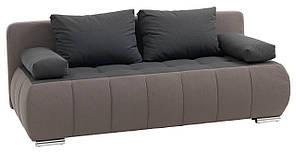 Стильная сова кровать раскладная 3 местная с коробом для белья (спальное место 140х190 см)