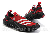 Мужские кроссовки аквашузы Adidas Jawpaw 2 red