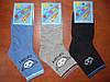 Детские  носочки BFL. Мальчик. Р. 26- 28. Хлопок.